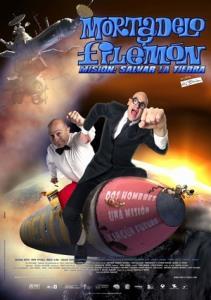Mortadelo & Filemon Mission Save the Planet