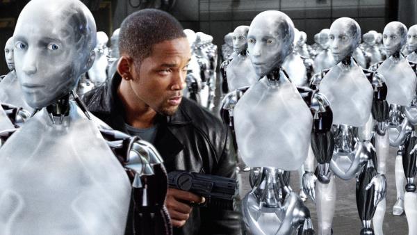 Já, robot download