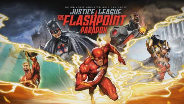 Liga spravedlivých: Záchrana světa