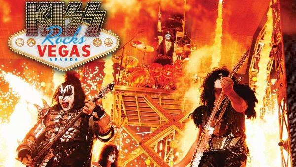 KISS: Rocks Vegas