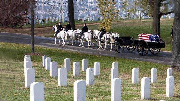 Arlingtonský národní hřbitov: Sekce 60