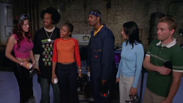 Scary Movie 2 download