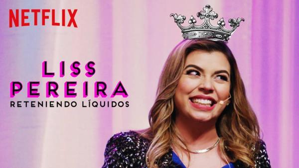 Liss Pereira: Reteniendo líquidos