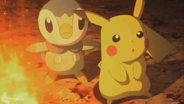 Pokémon 20: Volím si tebe