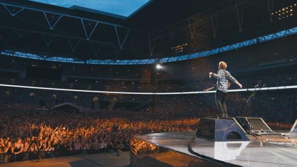 Ed Sheeran: Jumpers for Goalposts