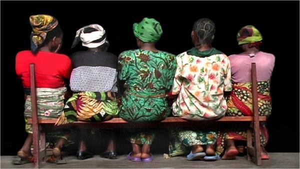 Znásilnění: Utrpení žen v Kongu