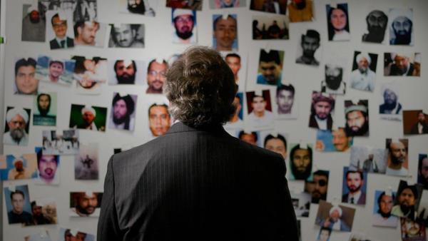 Pátrání po bin Ládinovi