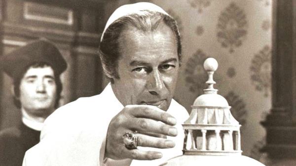Ve službách papeže