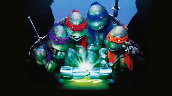 Želví nindžové II