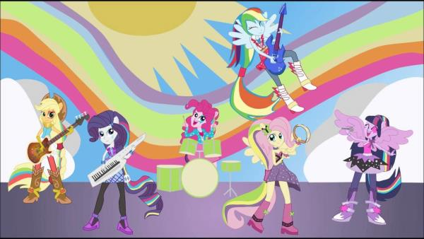 My Little Pony: Equestria Girls II