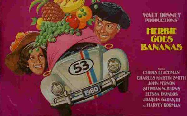 Herbie a poklad Inků