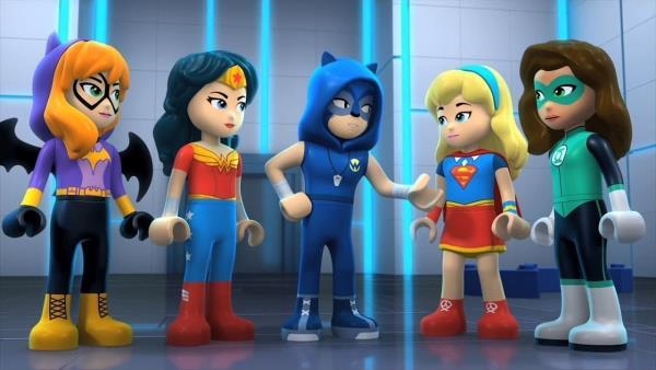 Lego DC Superhrdinky: Střední škola pro padouchy