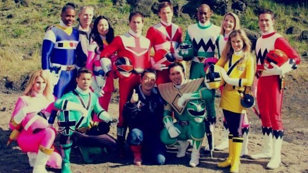 Power Rangers Super Megaforce Finale: Legendary Battle