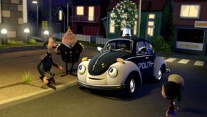 Plody - Policejní autíčko