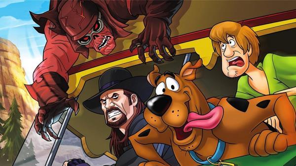 Scooby-Doo & WWE:Prokletí Speed Démona