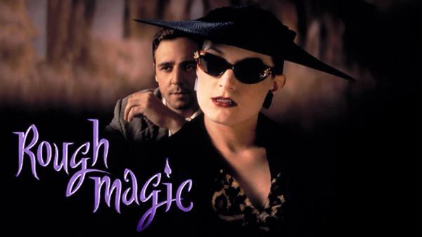 Drsná magie