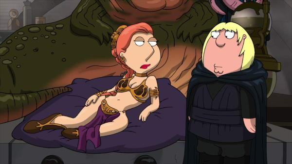 Family Guy Presents: It's a Trap!