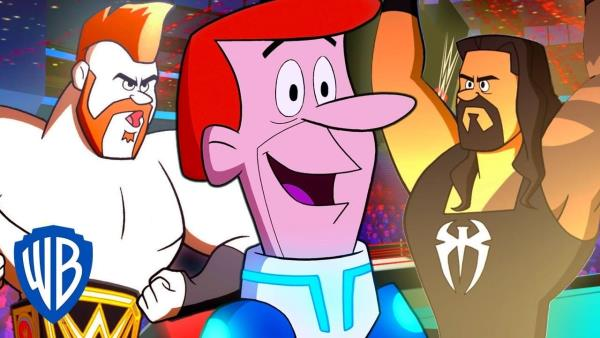 The Jetsons & WWE: Robo-Wrestlemania