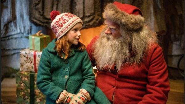 Snekker Andersen og Julenissen - Den vesle bygda som glomte at det var jul