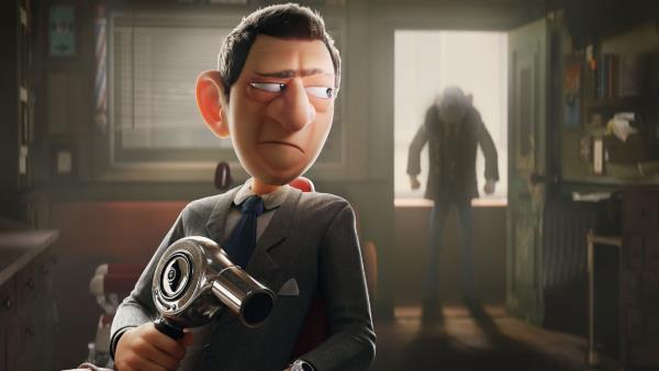 Agent 327 - Operace holič