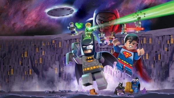 Lego: DC - Liga spravedlivých vs Bizarro
