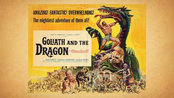 Goliath & The Dragon