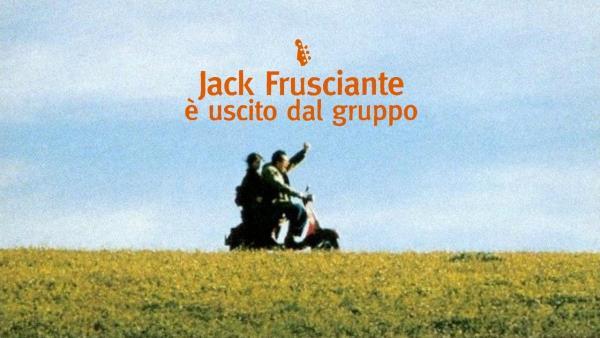 Jack Frusciante e uscito dal gruppo