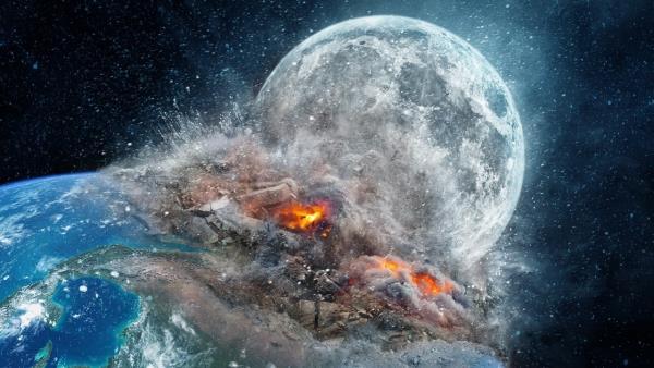 meteor-moon