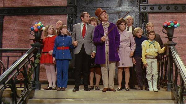 Pan Wonka a jeho čokoládovna download