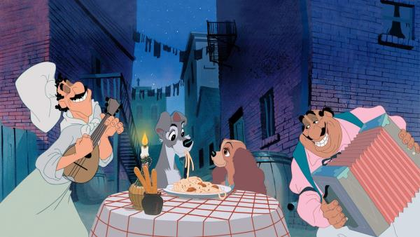 Lady a Tramp download