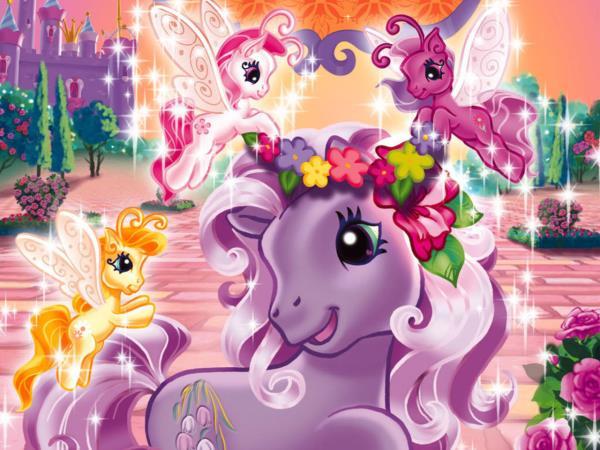 Můj malý pony: Princezna