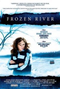 Zamrzlá řeka