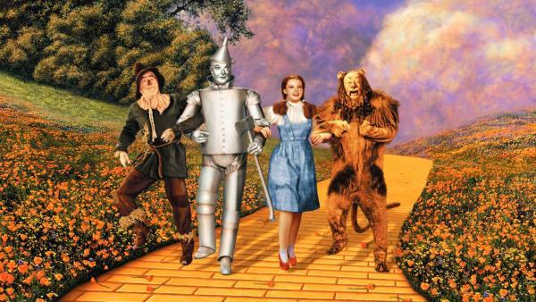 Čaroděj ze země Oz download