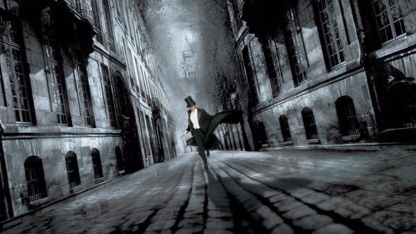 Arsene Lupin - zloděj gentleman