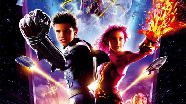 The Adventures of Sharkboy & Lavagirl download
