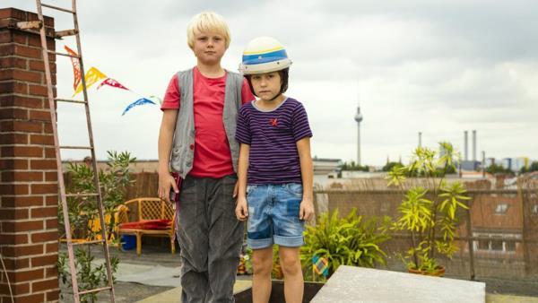 Rico a Oskar, malí detektivové