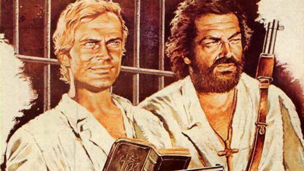 Dva misionáři