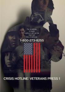Krizová linka: Pomoc válečným veteránům