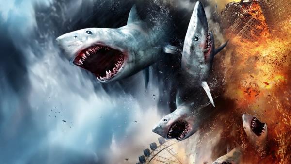 Žraločí tornádo 3