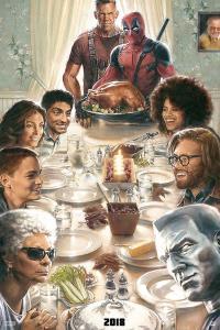 Comicsové filmy 2018