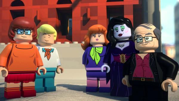 Lego Scooby-Doo!: Strašidelný Hollywood