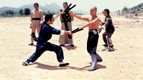Návrat do 36. komnaty Shaolinu