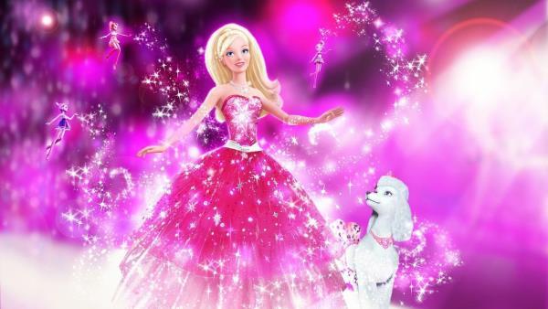 Barbie a kouzelný módní salon