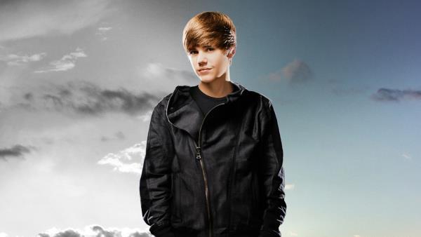 Justin Bieber: Nikdy neříkej nikdy