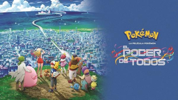 Pokémon the Movie: Společně to zvládnem