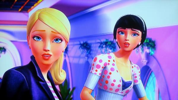 Barbie - Princezna a zpěvačka