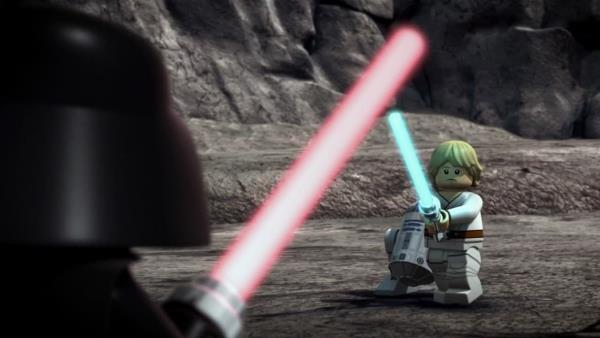Star Wars: Nové příběhy z Yodovy kroniky - Útok na Coruscant