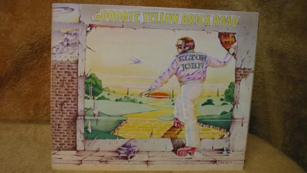 Elton John - Classic Album: Goodbye Yellow Brick Road