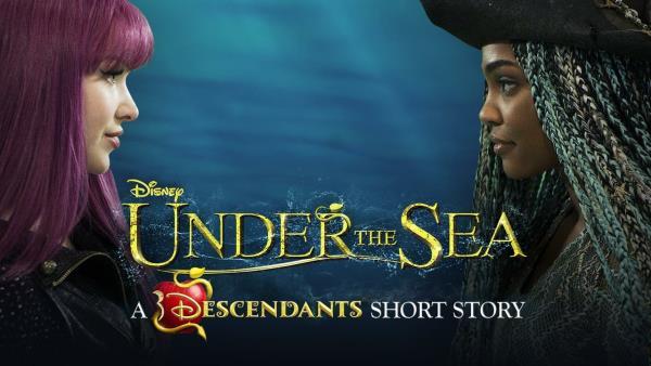 Disney Under The Sea: A Descendants Short Story