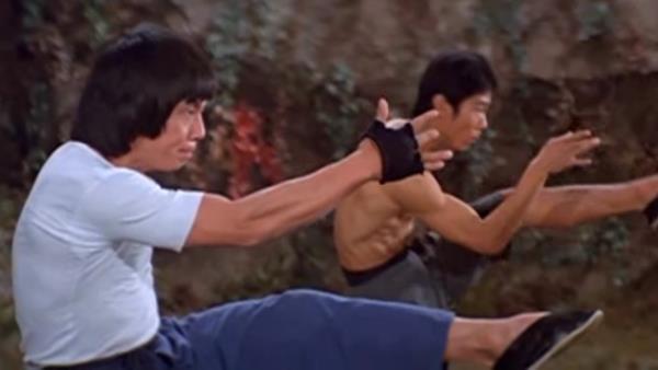 Šílený opičák kung-fu